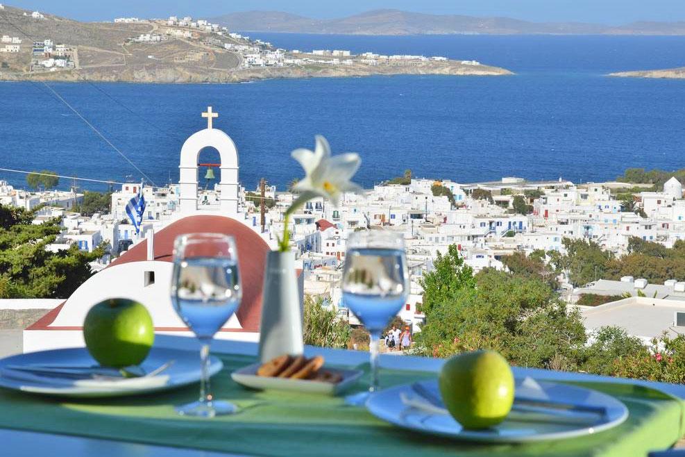 Hotel in Mykonos - Mykonos Travel guide